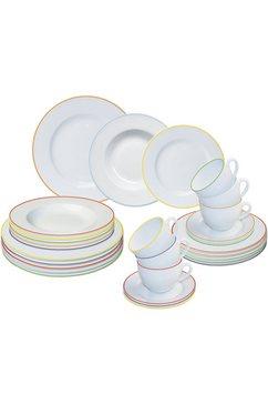 porseleinen servies design I love®, porselein, 30- en 64-delig, »GRAZIOSO«