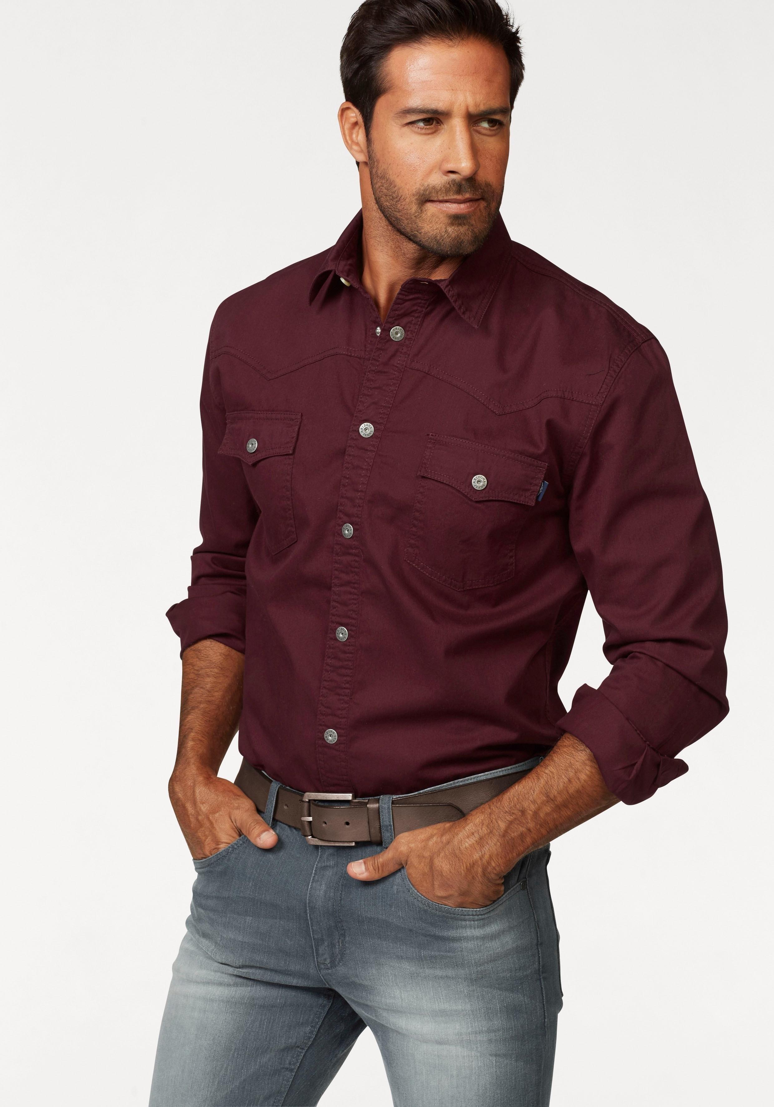 Overhemd Mannen.Overhemden Online Kopen Grote Collectie Otto