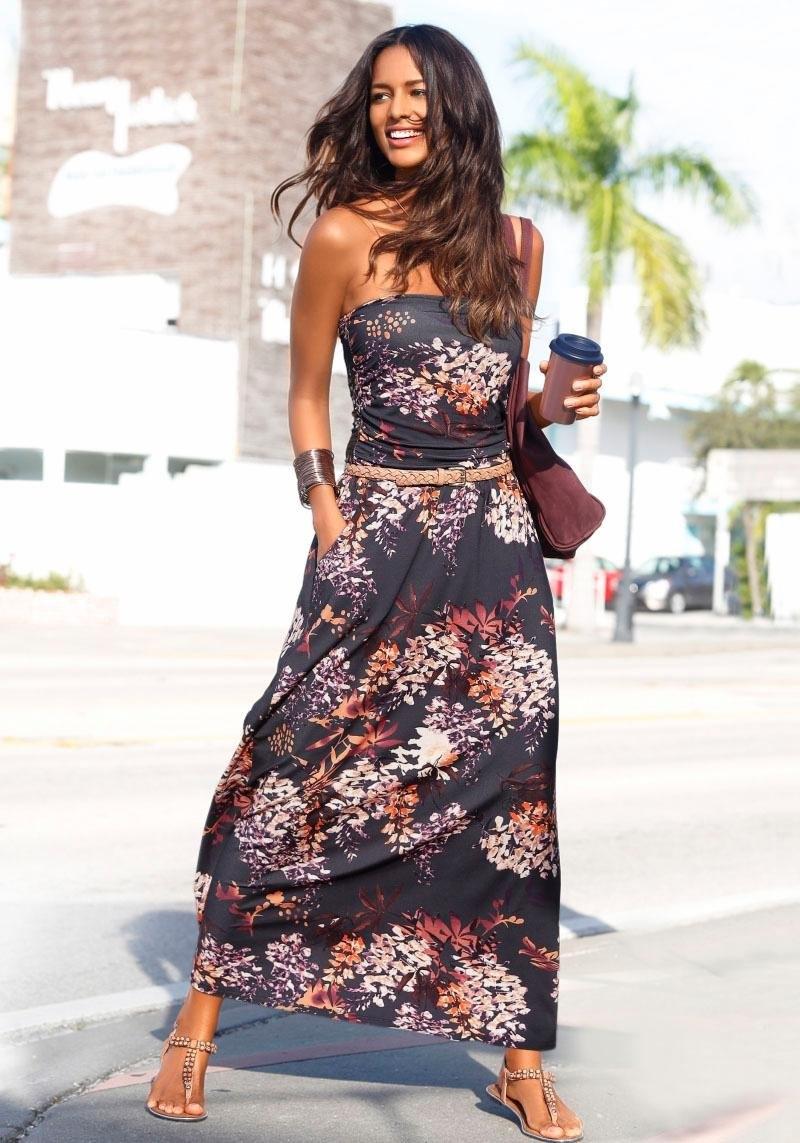 d6ee1005548982 Maxi-jurk online kopen  Ruim 385 trendy en stijlvolle maxi-jurken