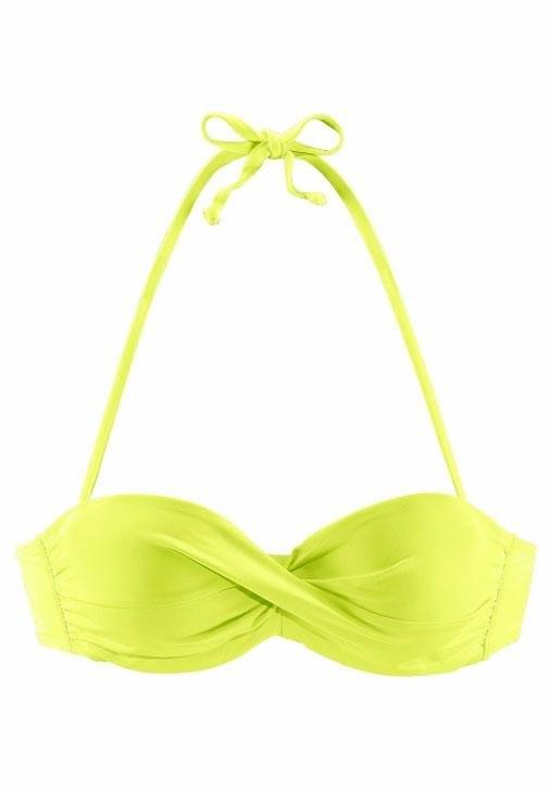 s.Oliver Beachwear s.Oliver RED LABEL Beachwear beugel-bandeautop »Spain« bij OTTO online kopen