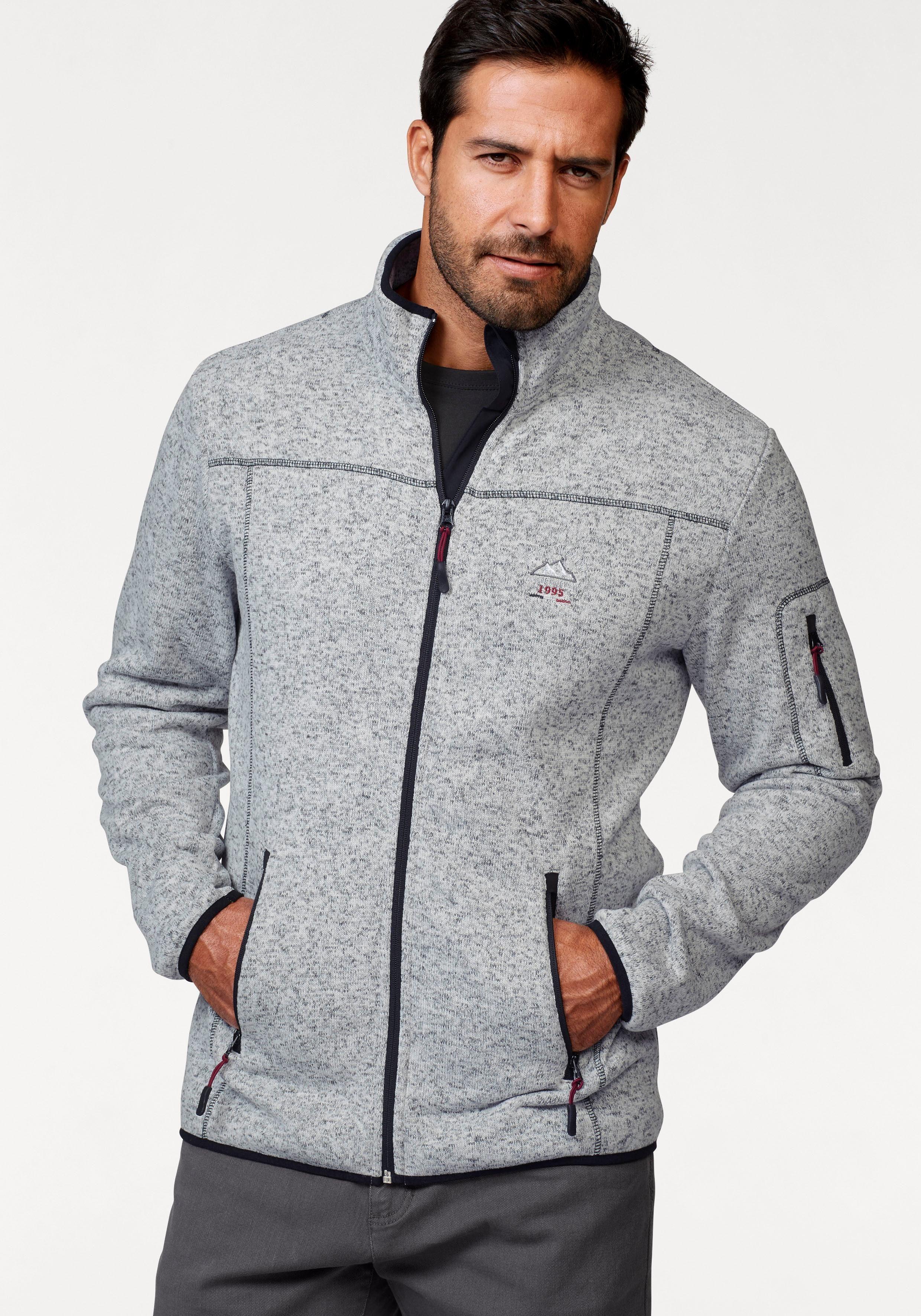 Fleece jack of jas voor heren koop je online in de webshop