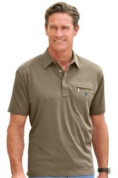 hajo shirt met korte mouwen in stay-freshkwaliteit groen