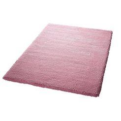kindervloerkleed, bellybutton, »droomeiland«, hoogte 30 mm, zuiver scheerwol, handgetuft roze