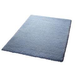 kindervloerkleed, bellybutton, »droomeiland«, hoogte 30 mm, zuiver scheerwol, handgetuft blauw
