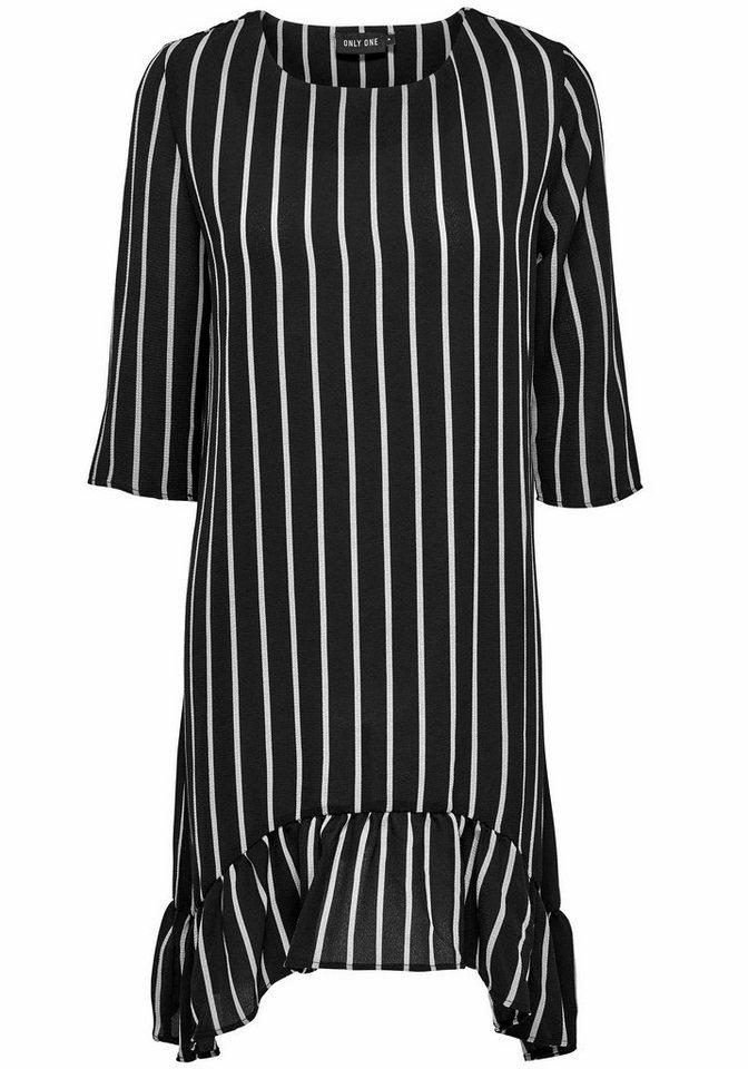 ONLY geweven jurk SAIL zwart
