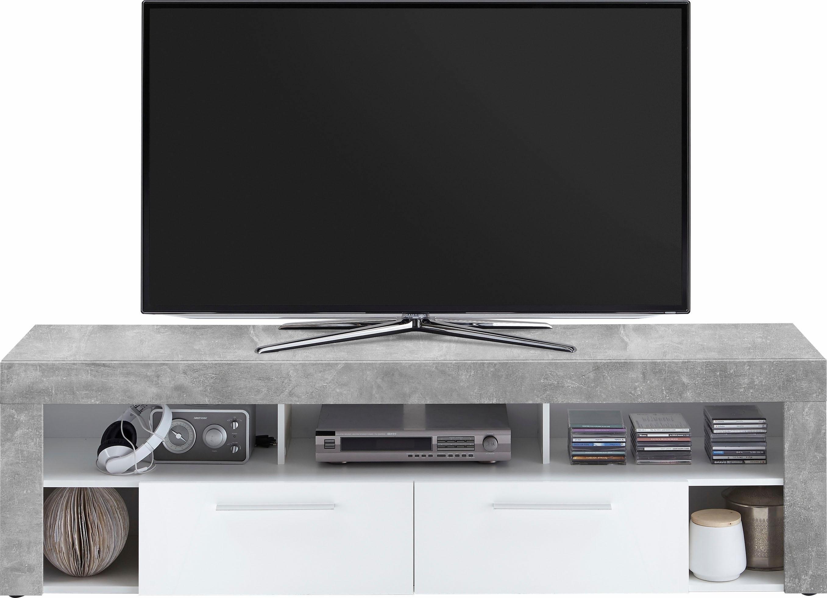FMD TV-meubel »VIBIO 2«, breedte 180 cm bestellen: 30 dagen bedenktijd