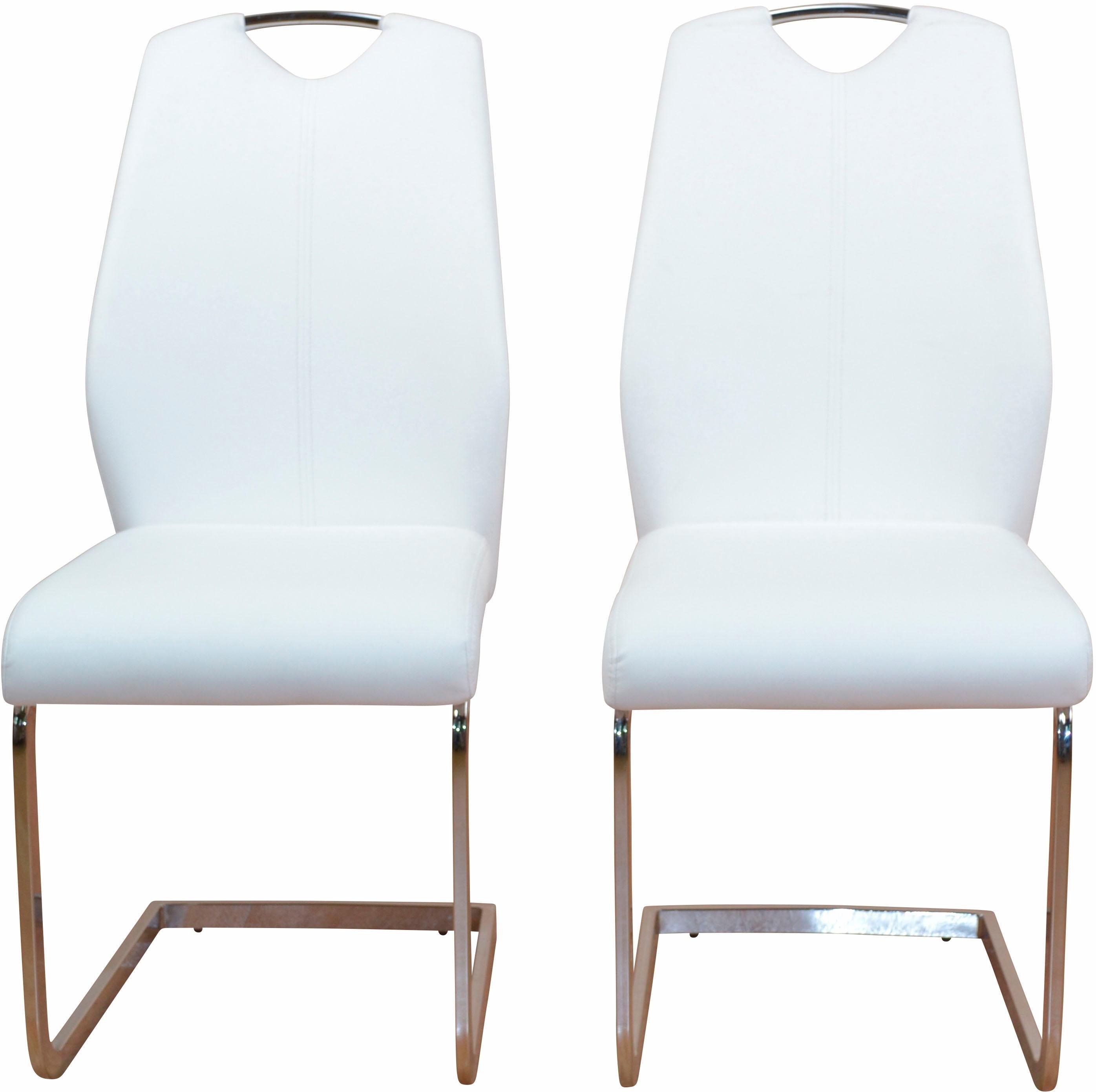 Vrijdragende stoel (set van 2) bij OTTO online kopen