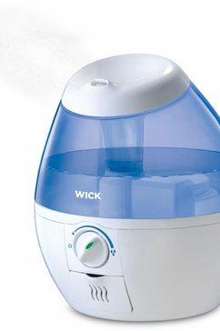 luchtbevochtiger WUL520E4, optimale luchtvochtigheid