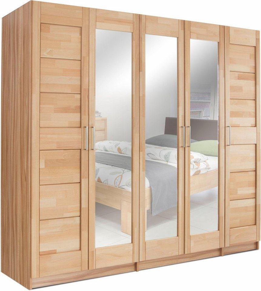 HOME AFFAIRE draaideurkast Triest, 2-, 3-, 4-, of 5-deurs