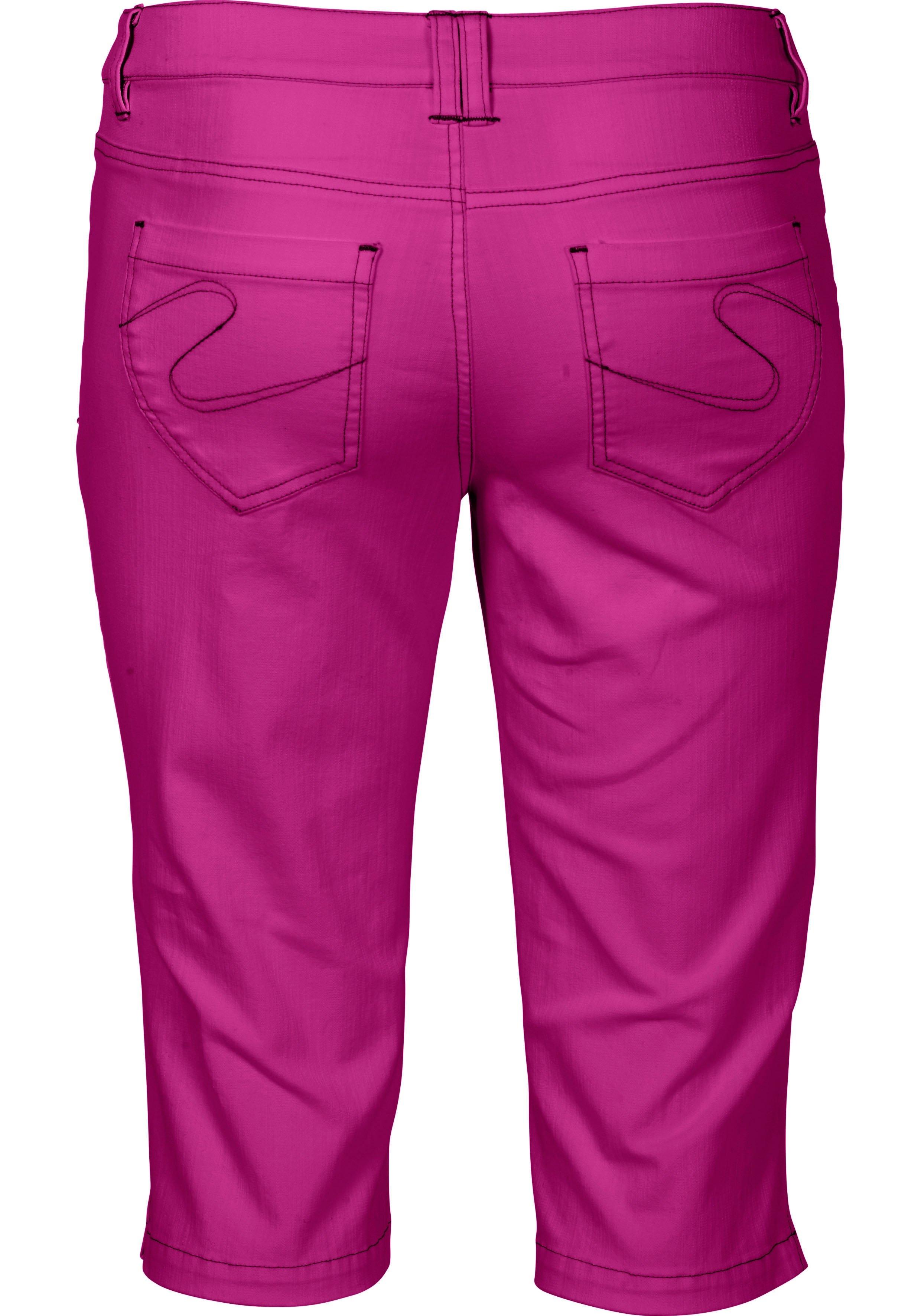 Sheego Denim capri-jeans nu online kopen bij OTTO