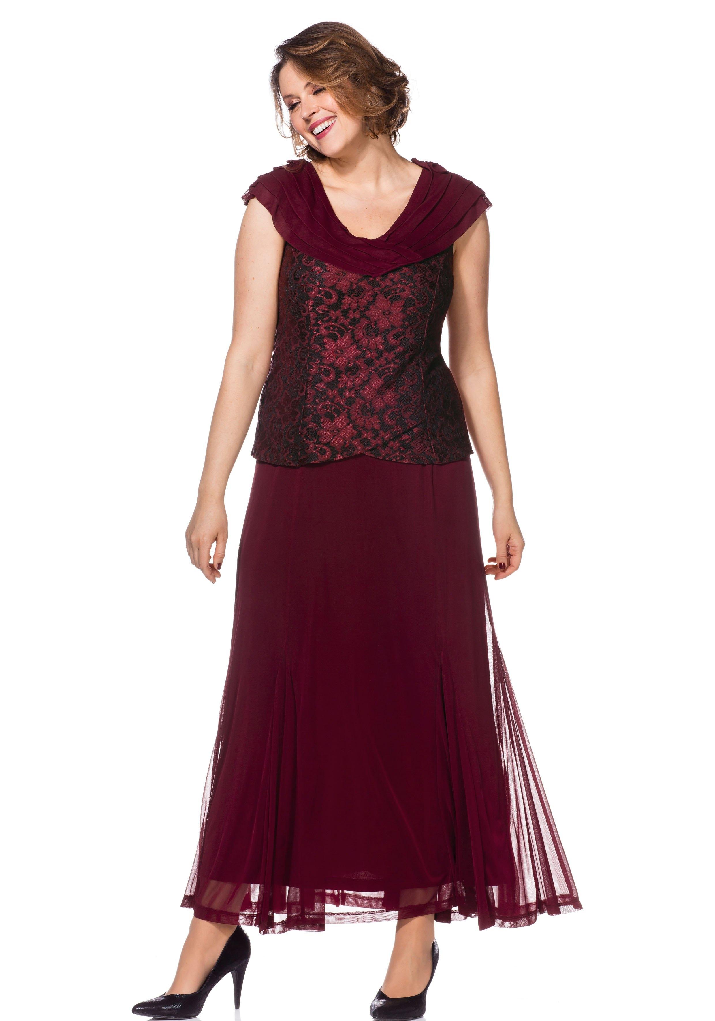 sheego style sheego style jurk online shoppen otto. Black Bedroom Furniture Sets. Home Design Ideas