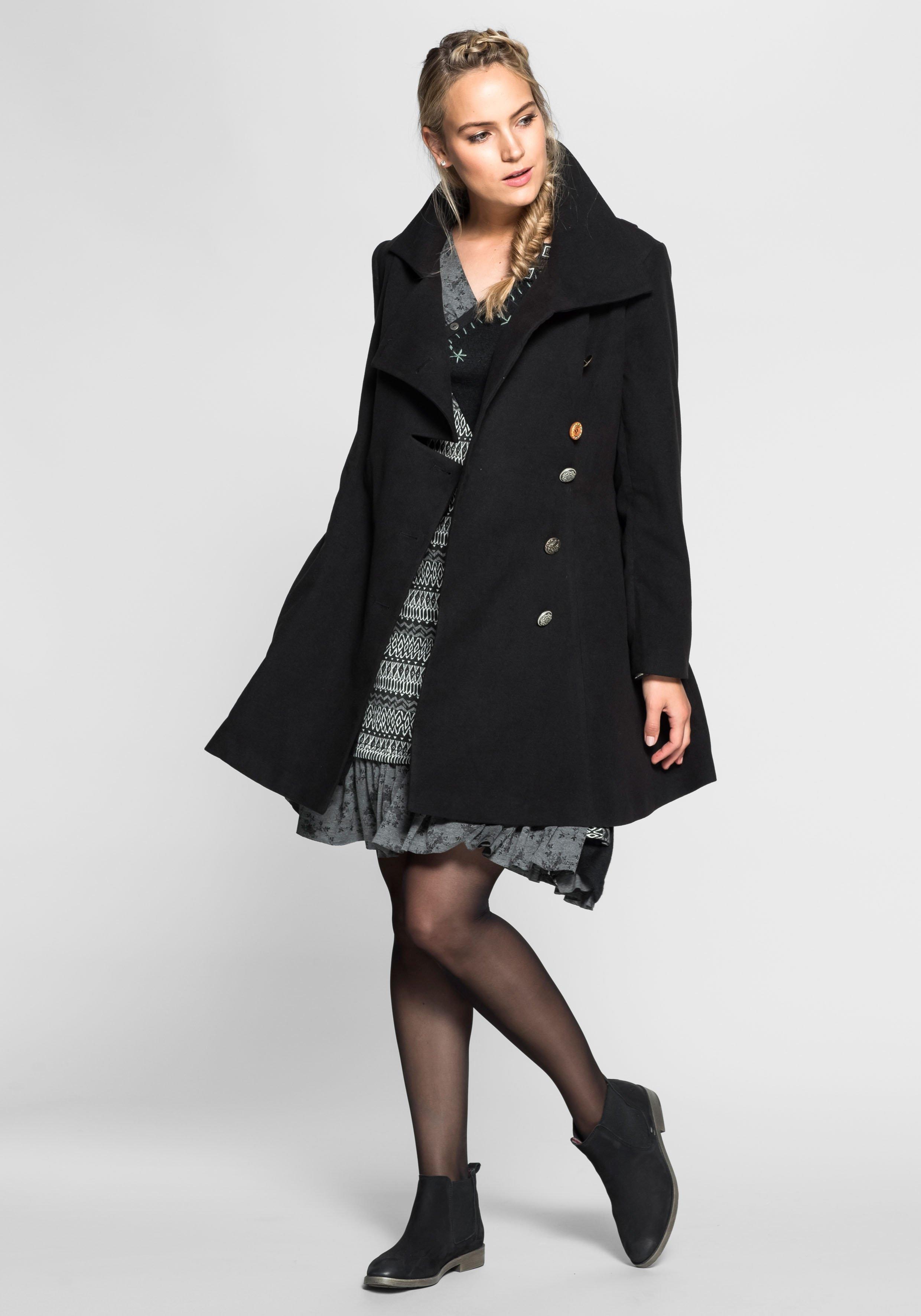 Joe Browns JOE BROWNS coat in asymmetrische snit nu online kopen bij OTTO