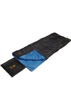 best camp dekenslaapzak, »murray« zwart