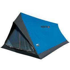 high peak tent met puntdak, »minilite« blauw