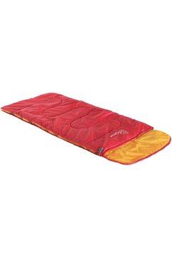 high peak dekenslaapzak voor kinderen, »kiowa« rood