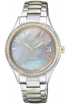 citizen solar-horloge »eo1184-81d« zilver
