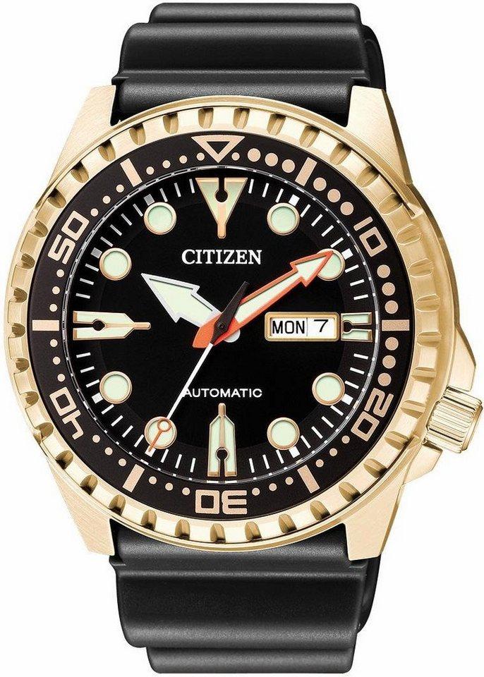 CITIZEN automatisch horloge »NH8383-17EE«
