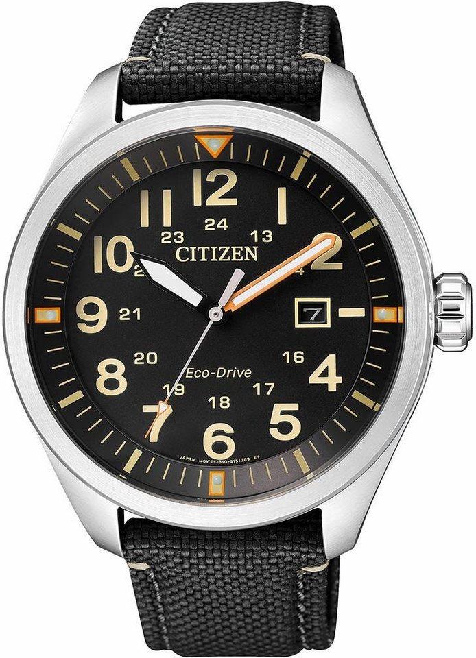 CITIZEN solar-horloge »AW5000-24E«