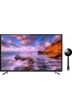 MD31077 + Google Chromecast, LED-TV, 164 cm (65 inch), 1080p (Full HD)