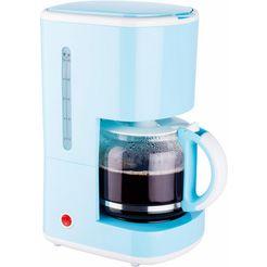 bestron »acm300evb« filterkoffieapparaat blauw