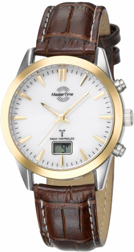 MASTER TIME radiografisch horloge »MTGS-10324-12L«