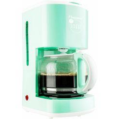 bestron »acm300evm« filterkoffieapparaat groen