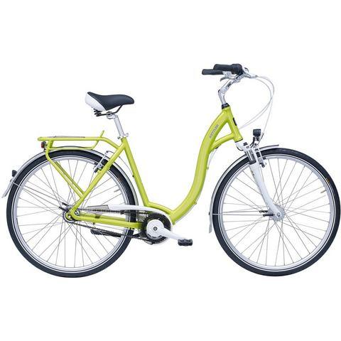 KETTLER citybike voor dames, 28 inch, 7 versnellingen Shimano Nexus-naafversnelling, »Layana«