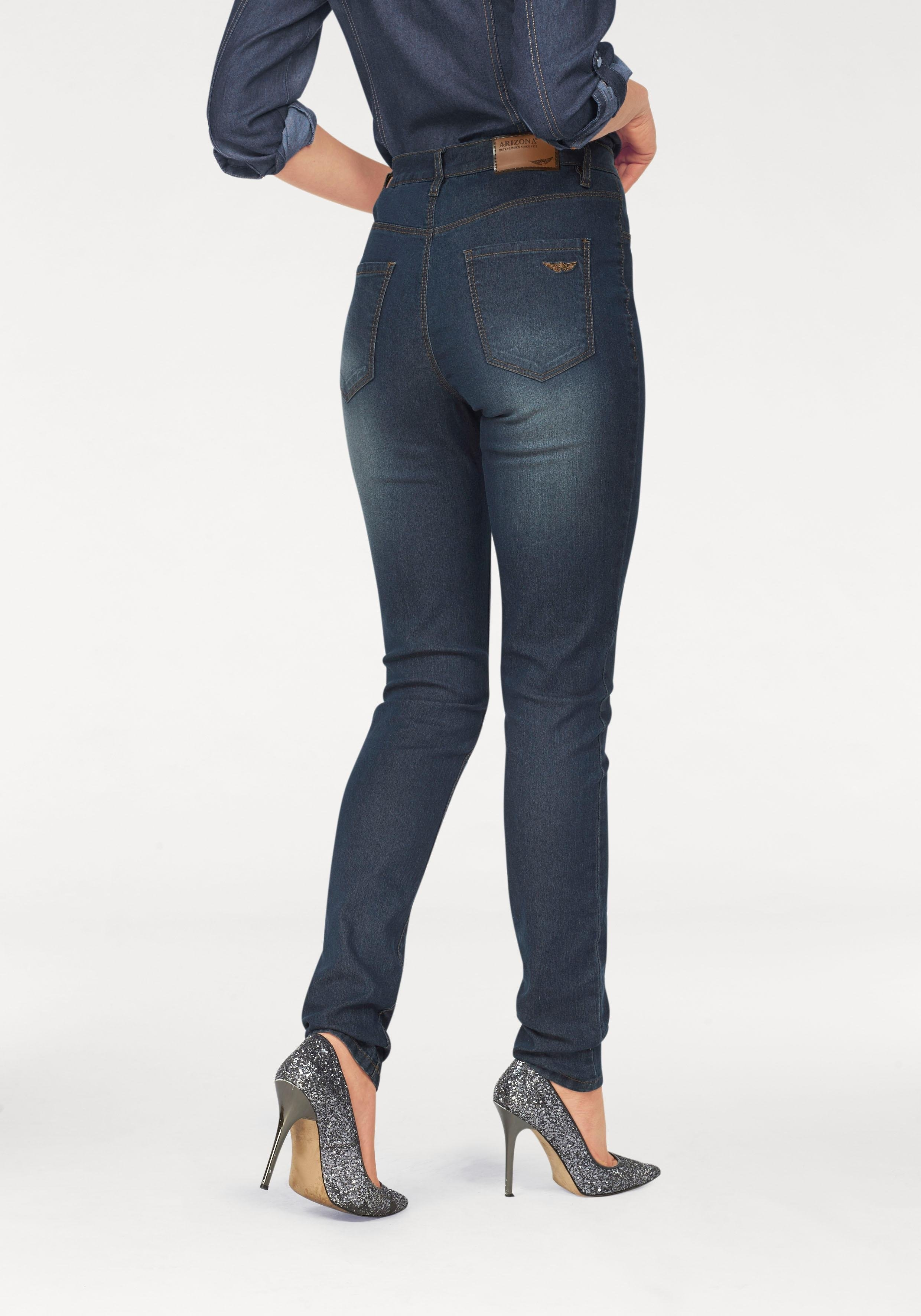 new product 892e9 530a1 High-waist-jeans met stretch