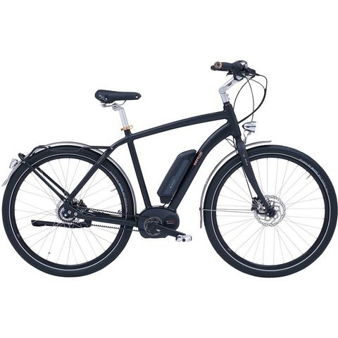 KETTLER He trekking E-bike middenm. 36 V/250 W 28 inch 8 Gg Shimano Nexus »Berlin E Royal Beltdrive«