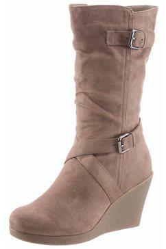 laarzen met sleehak