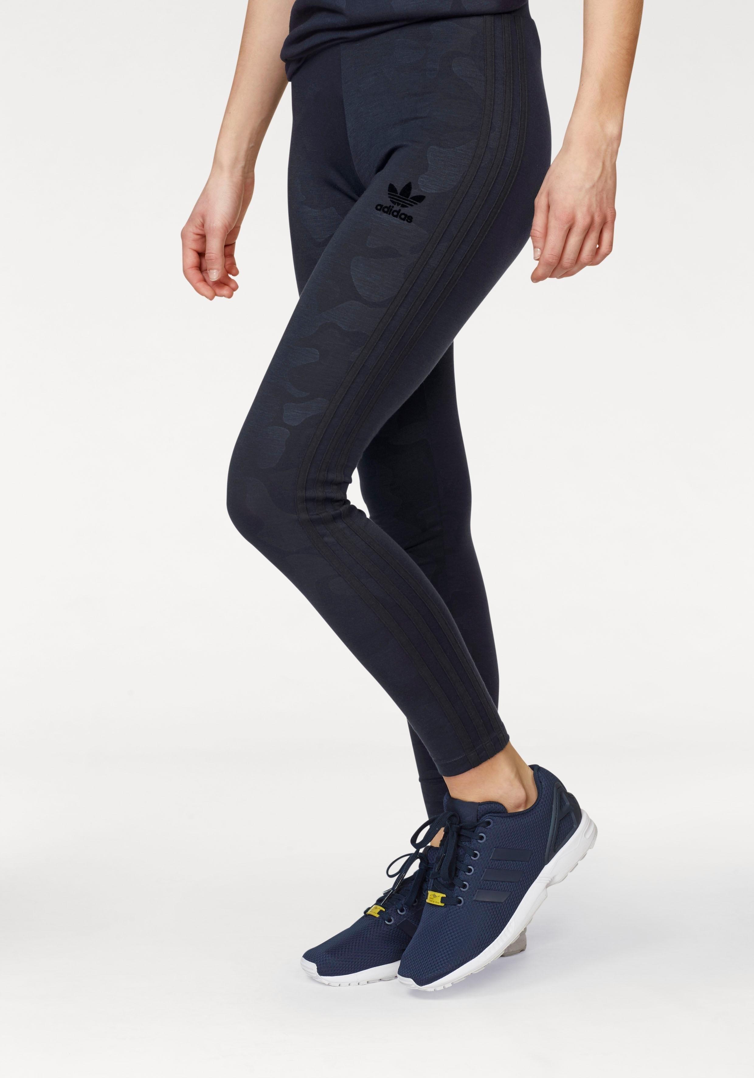 Adidas Originals legging u00bb3 STRIPES LEGGINGSu00ab online kopen   OTTO