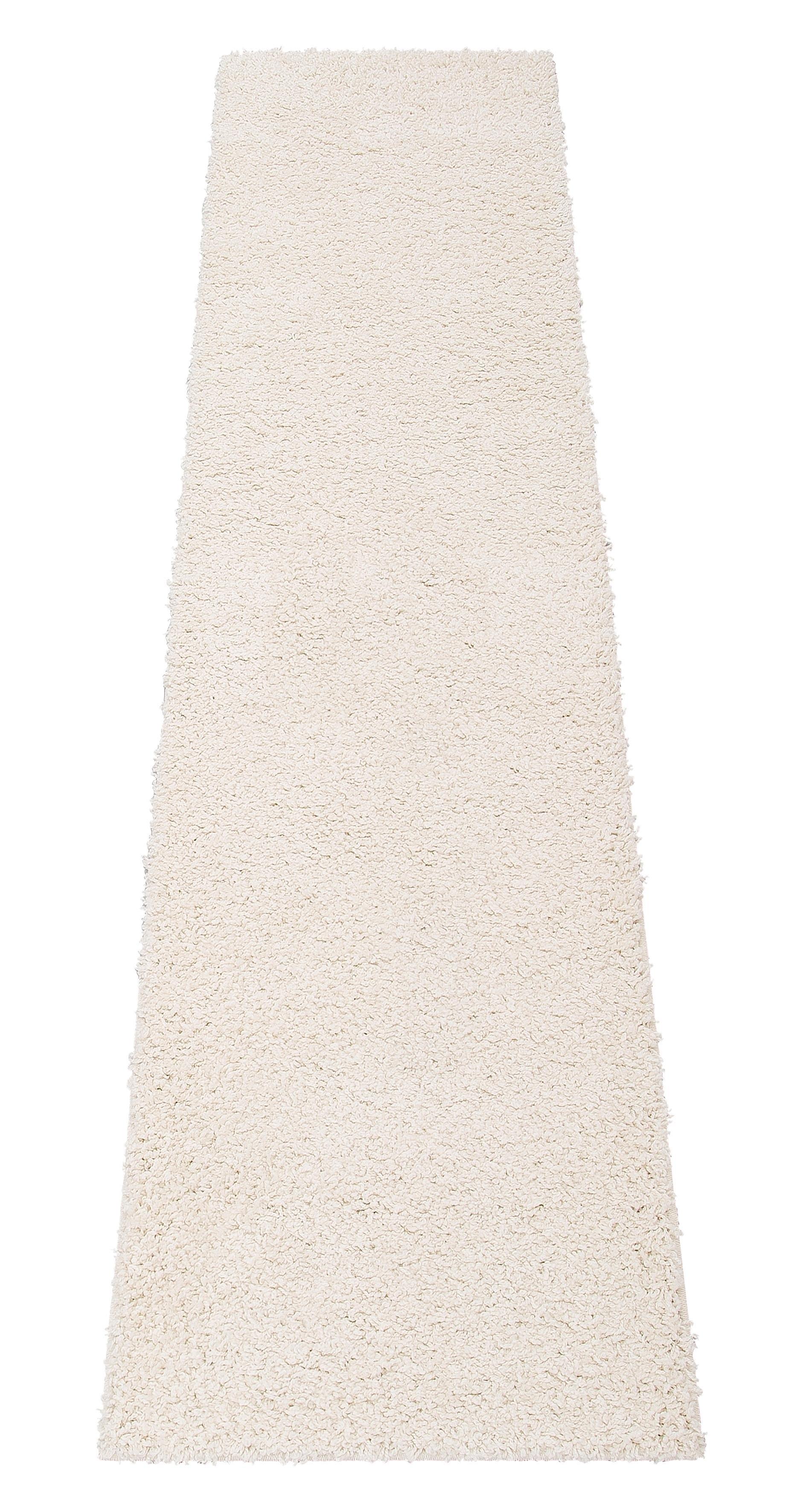 Home affaire Hoogpolige loper, »Shaggy 30«,Collection, rechthoekig, hoogte 30 mm, machinaal geweven veilig op otto.nl kopen