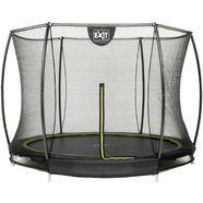 exit set: trampoline »silhouette ground«, ø: 244 cm zwart