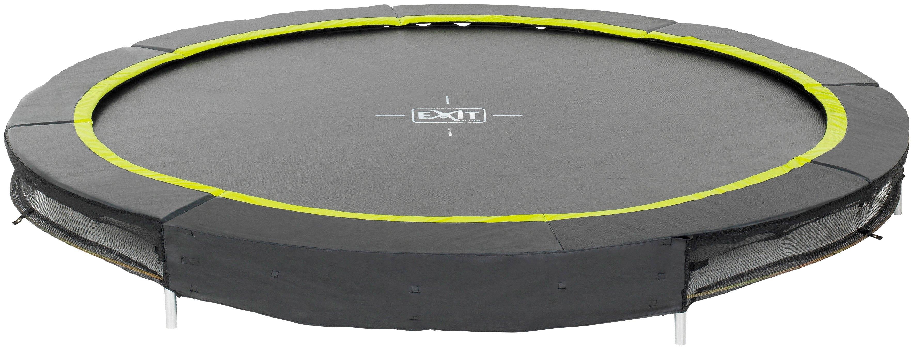 Exit Trampoline »Silhouette Ground«, Ø: 244 cm voordelig en veilig online kopen