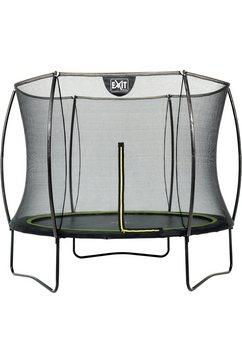 exit set: trampoline »silhouette«, ø: 305 cm zwart