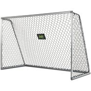exit »scala«, bxdxh: 300x140x200 cm, van aluminium zilver
