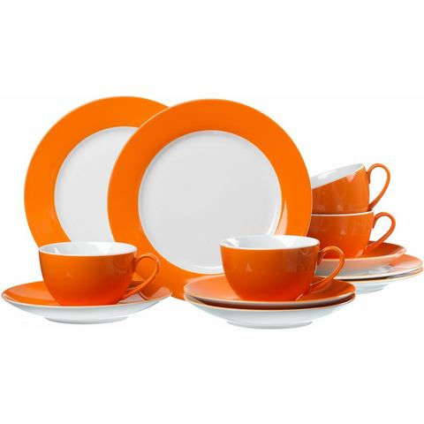 Koffieservies, Ritzenhoff & Breker, 12-delige set