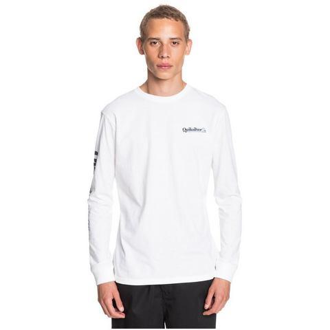 NU 20% KORTING: Quiksilver shirt met lange mouwen Check Yo Self