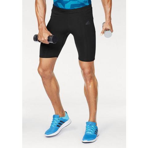 Adidas Response Short men's running pants (black) S