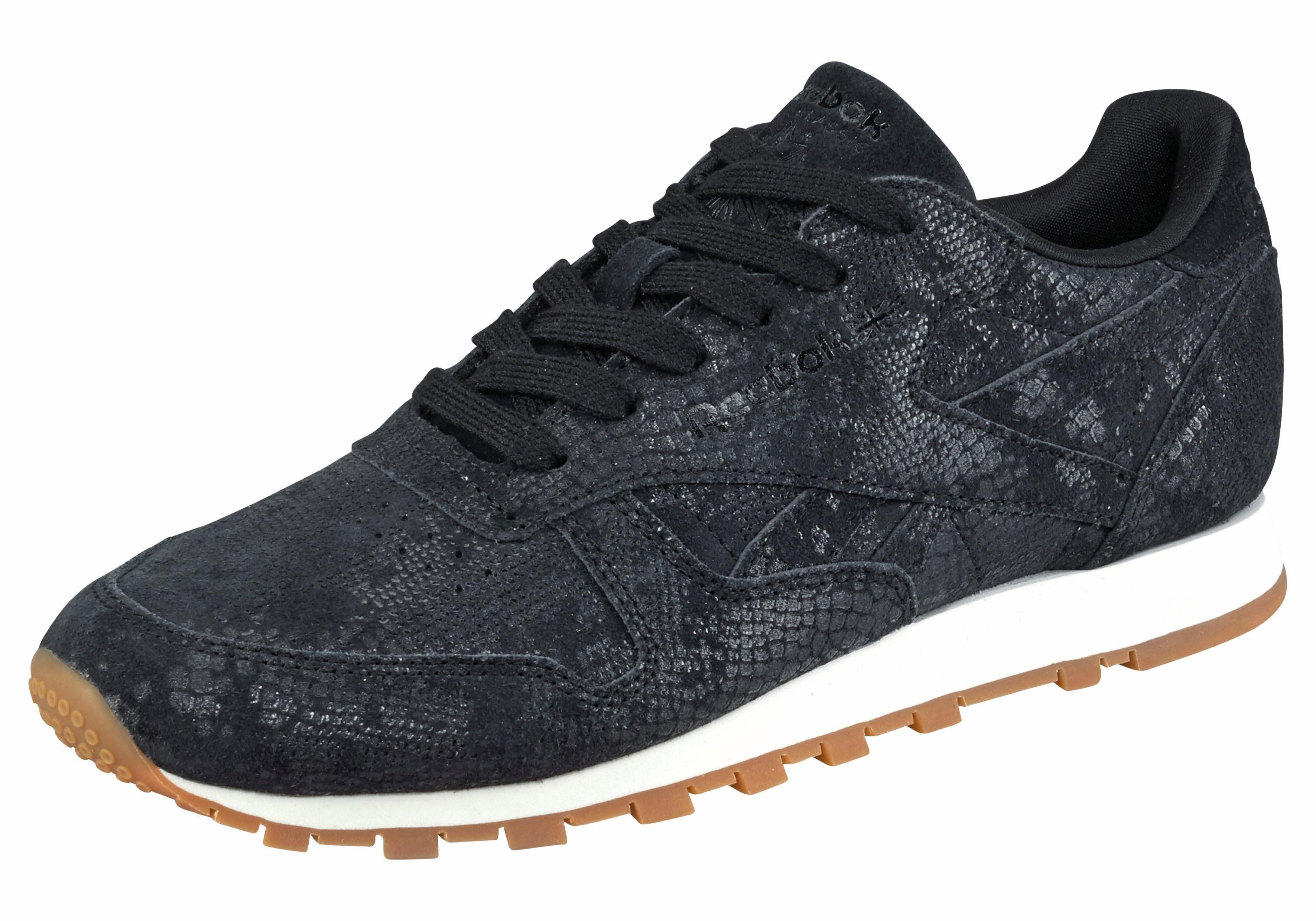 Afbeeldingsbron: REEBOK sneakers »Classic Leather clean Exotic«
