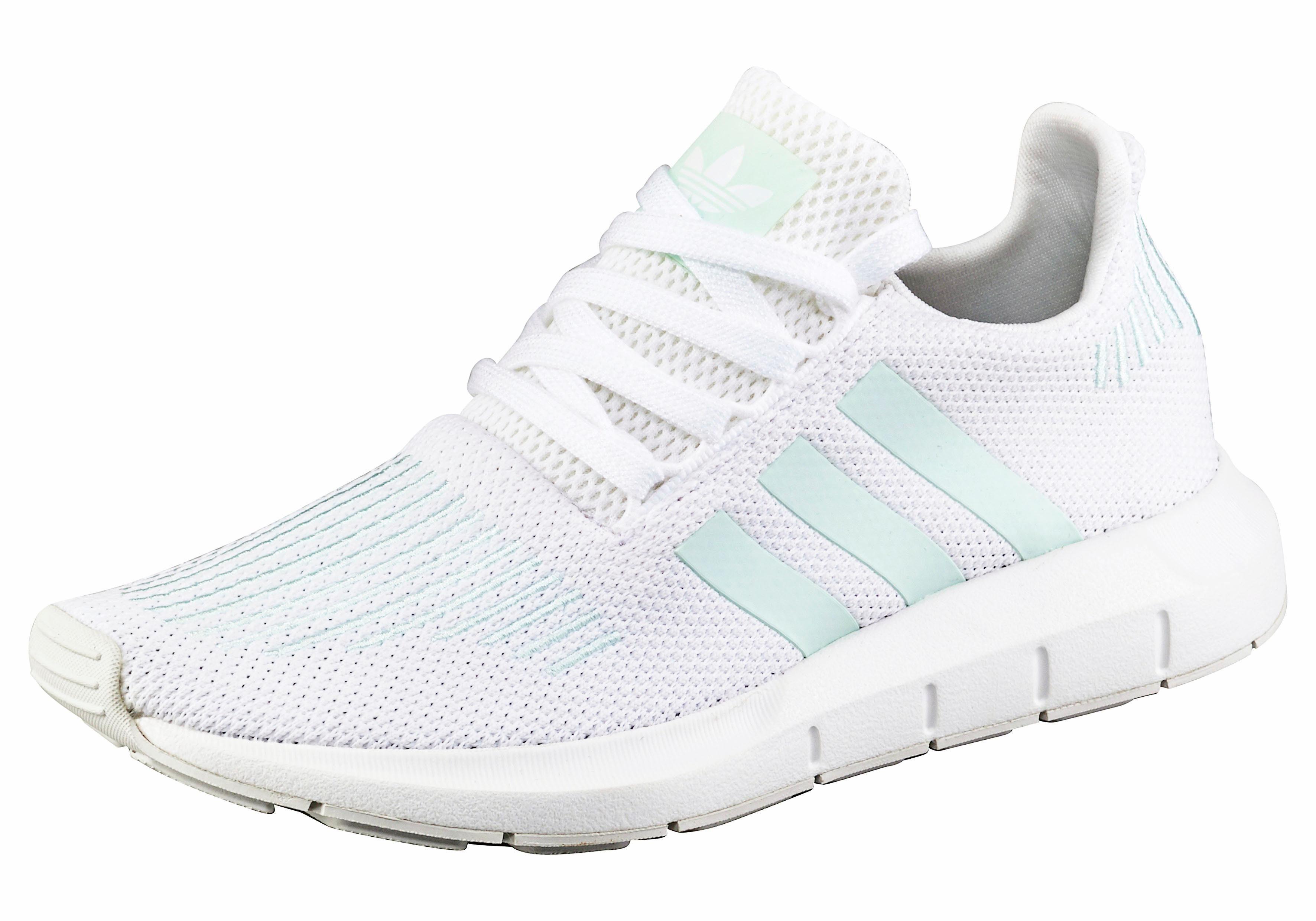 Adidas Originals Sneakers Couche Course Rapide « Noir / Blanc 0pdqe