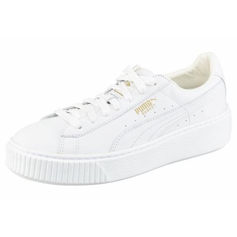 NU 15% KORTING: PUMA sneakers Basket Platform Core