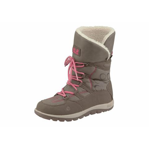 Jack Wolfskin outdoor winterlaarzen Rhode Island Texapore High G