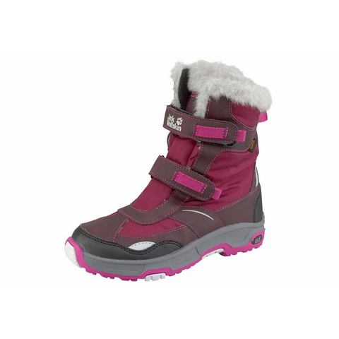 NU 15% KORTING: Jack Wolfskin outdoor winterlaarzen Girls Snowflake Texapore