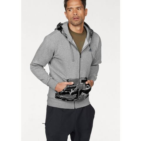 Sweaters adidas Essentials Camo Jacket
