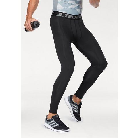 Adidas Techfit Base Long Tight Heren Trainingsbroek XL