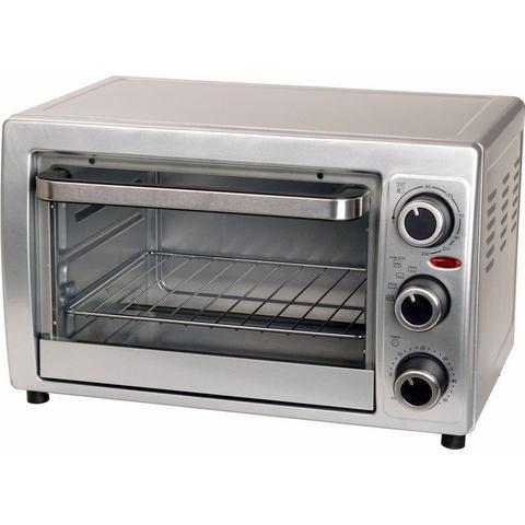 EFBE-SCHOTT multifunctionele oven 15 l SC OT 900.1 zilver