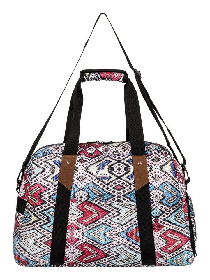 Roxy Medium duffel sporttas »Sugar It Up – Mittelgroße Sporttasche«