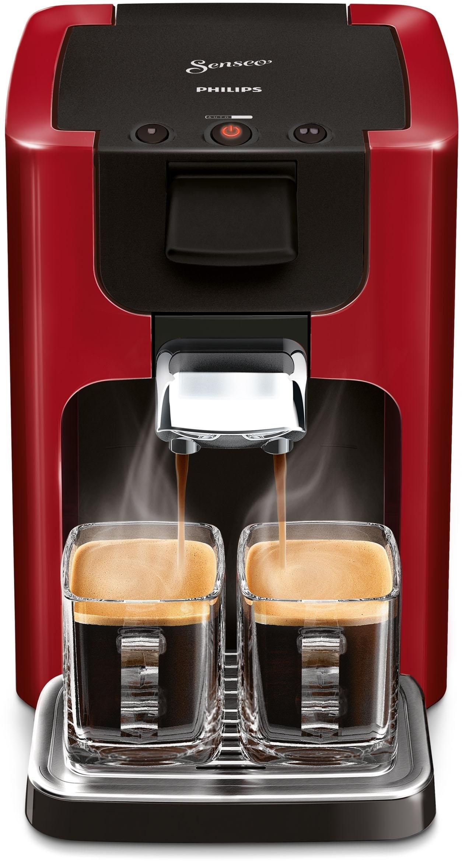 Genoeg SENSEO®-koffiepadautomaat HD7865/00 Quadrante, met Coffee Boost NW78