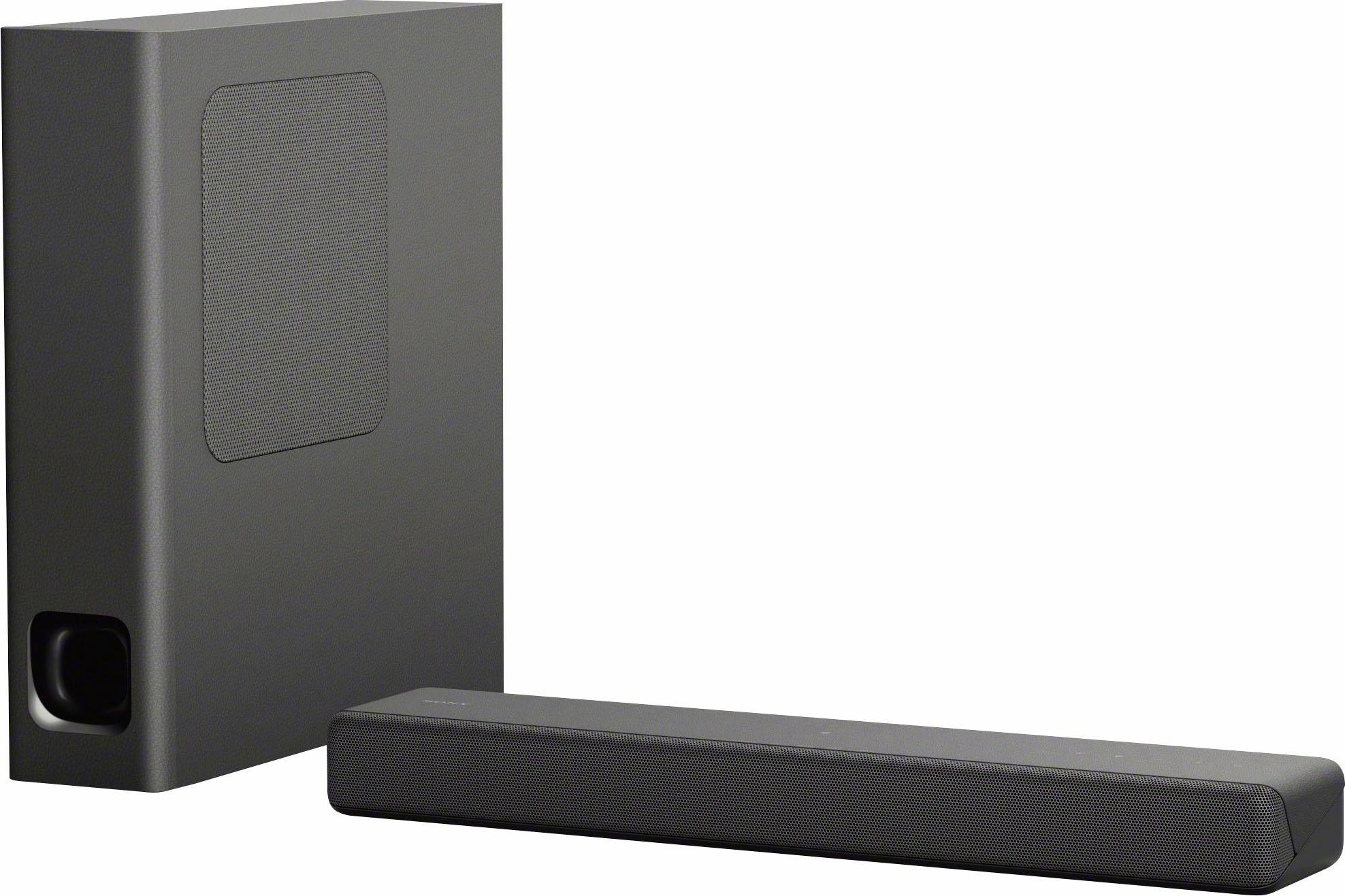 SONY soundbar HT-MT 300/HT-MT 301 compacte soundbar (draadloze subwoofer, Bluetooth, NFC, USB) nu online kopen bij OTTO